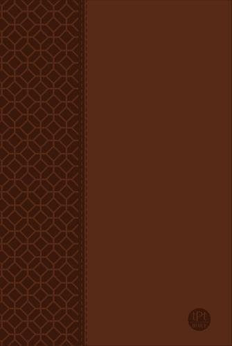 Passion Translation, The: New Testament, Large Print, Brown (Imitation Leather)