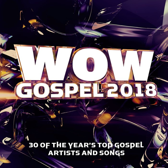 WOW Gospel 2018 Double CD (CD- Audio)