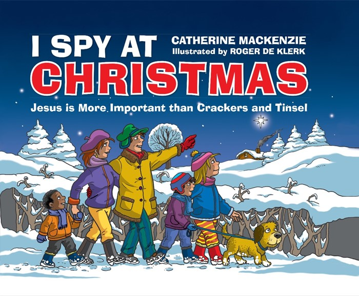 I Spy At Christmas (Hard Cover)