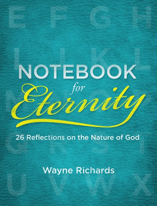 Notebook for Eternity (Paperback)