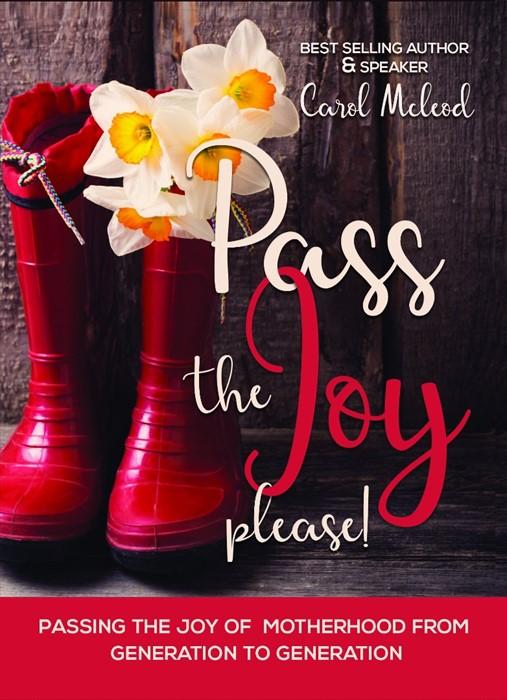 Pass The Joy, Please! (Paperback)