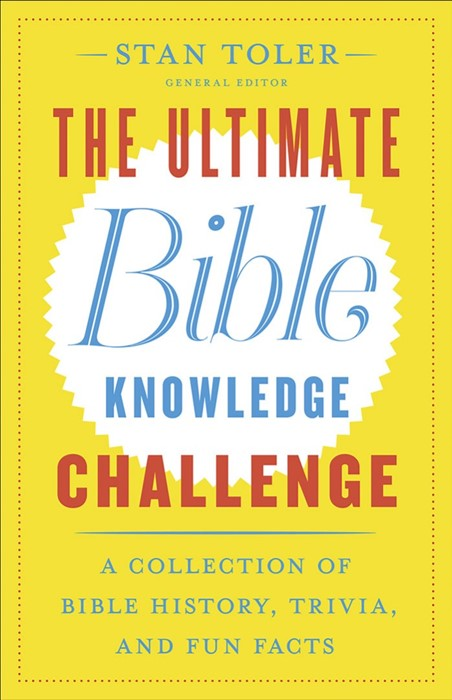 The Ultimate Bible Knowledge Challenge (Paperback)