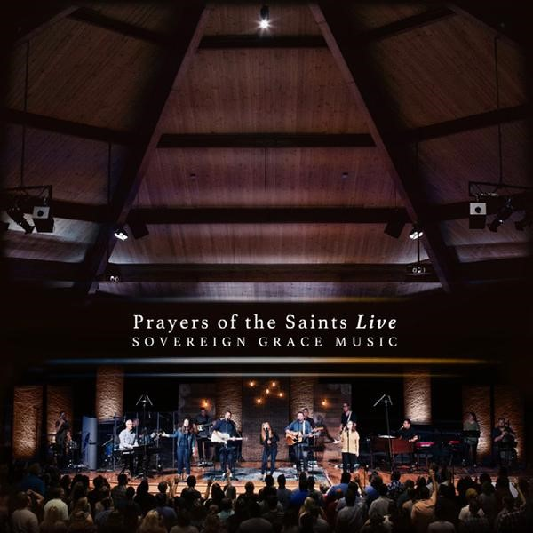 Prayers Of The Saints Live CD (CD- Audio)