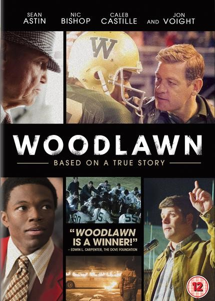 Woodlawn DVD (DVD)