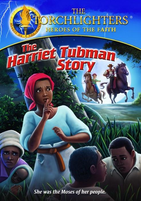 Torchlighters: Harriet Tubman (DVD)