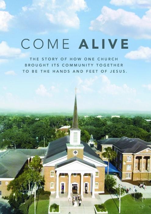 Come Alive DVD (DVD)