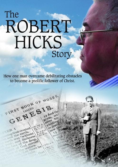 The Robert Hicks Story DVD (DVD)