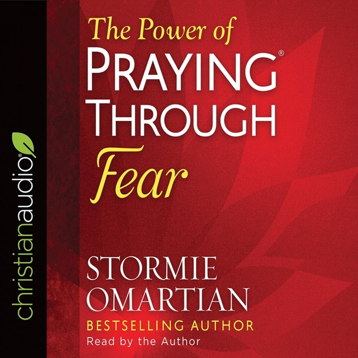 The Power Of Praying Through Fear Audio Book (CD-Audio)