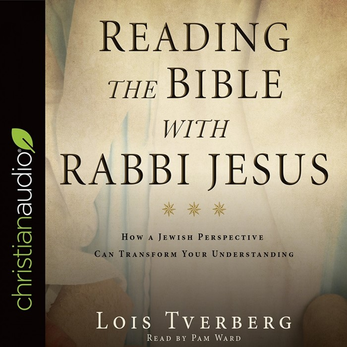 Reading The Bible With Rabbi Jesus Audio Book (CD- Audio)
