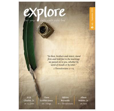 Explore July-September 2018 (Paperback)