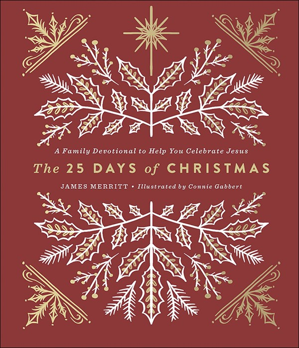 The 25 Days of Christmas (Hard Cover)