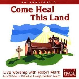 Come Heal This Land CD (CD-Audio)