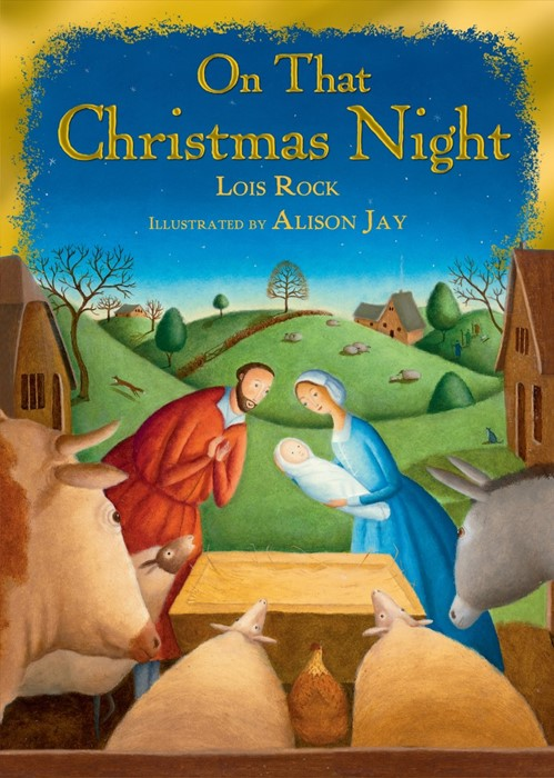 On That Christmas Night (Hard Cover)