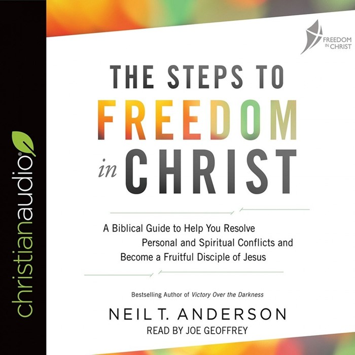 The Steps To Freedom In Christ Audio Book (CD-Audio)