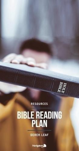 Bible Reading Plan (Paper Back)