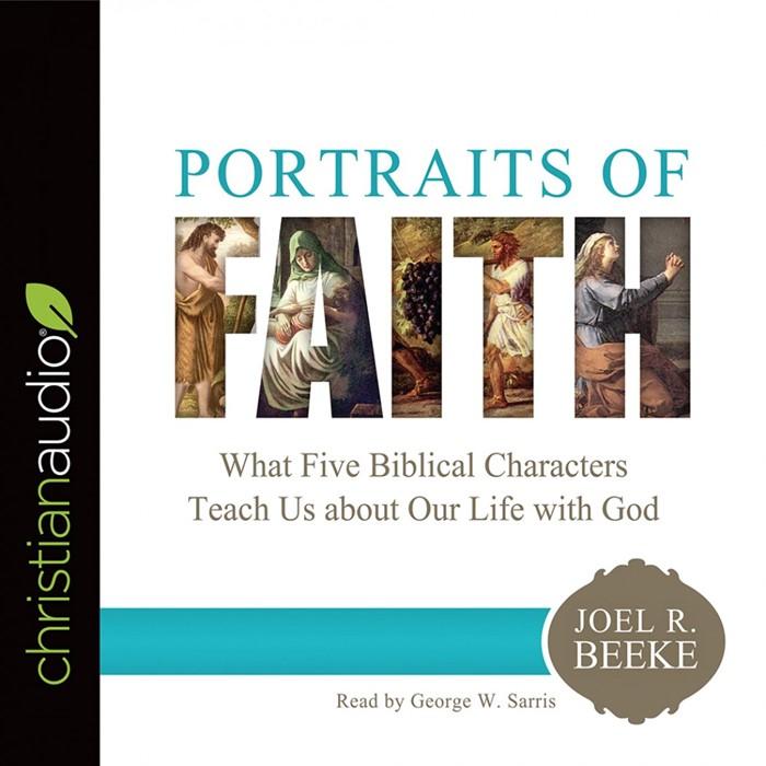 Portraits Of Faith Audio Book (CD-Audio)