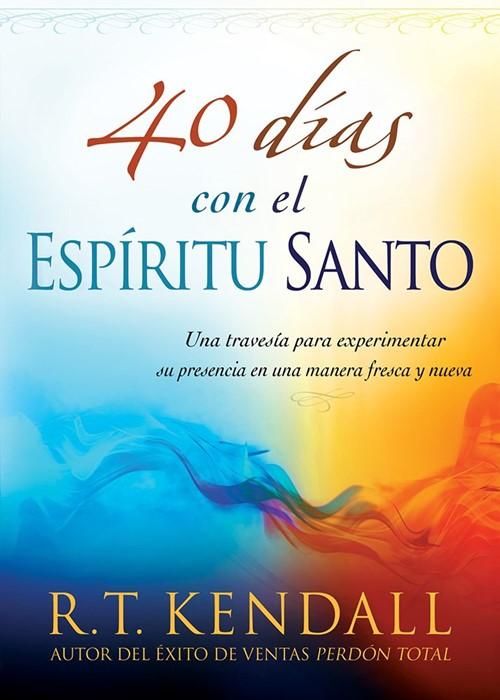 40 días con el Espíritu Santo (Paperback)