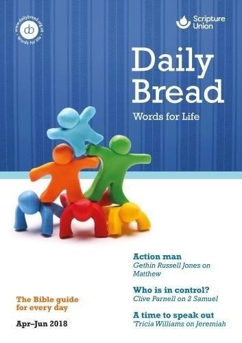 Daily Bread April-June 2018 (Paper Back)