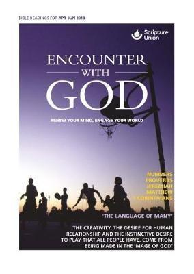 Encounter With God April-June 2018 (Paper Back)