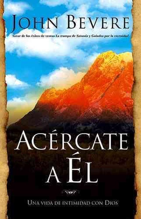 Acercate A El (Paperback)