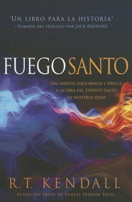 Fuego santo (Paperback)