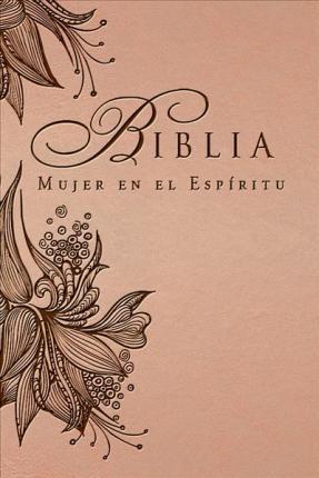 Biblia Mujer en el Espíritu (Rosa Tostado) (Imitation Leather)