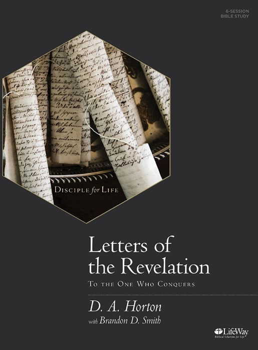 Letters of the Revelation - Bible Study Book (Paper Back)