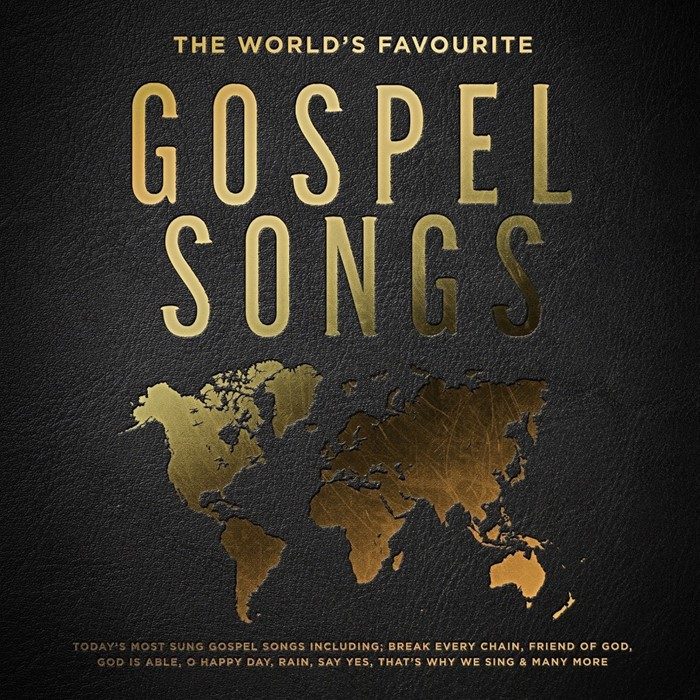 The World's Favourite Gospel Songs CD (CD- Audio)
