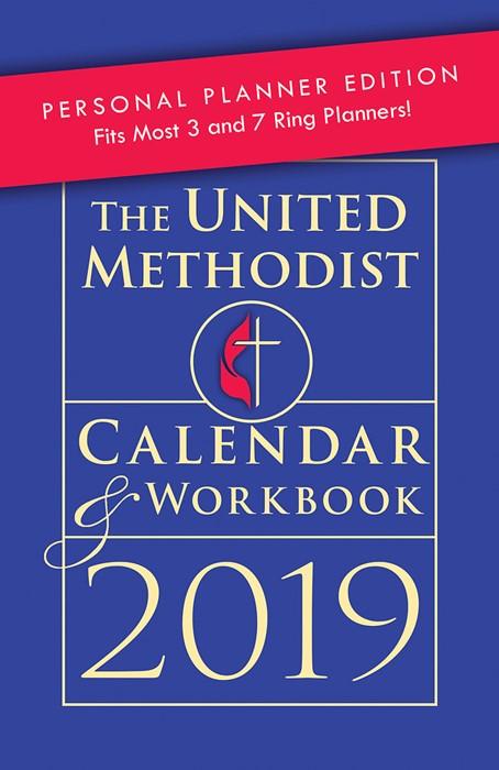 United Methodist Calendar & Workbook 2019 Personal Planner (Calendar)