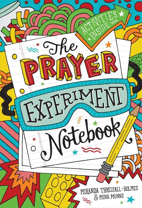 The Prayer Experiment Notebook (Paperback)