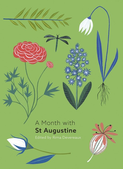 Month With St Augustine, A (Paperback)