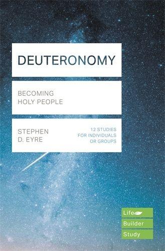 Lifebuilder: Deuteronomy (Paperback)