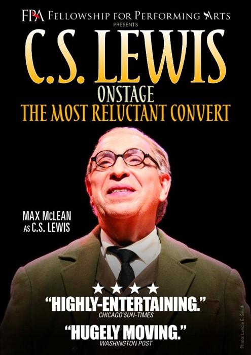 C.S. Lewis Onstage DVD (DVD)