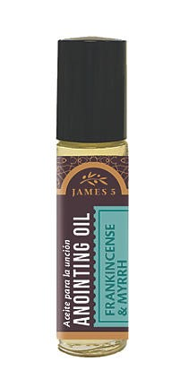 Annointing Oil Frankincense And Myrrh 1/3z Roll On (General Merchandise)