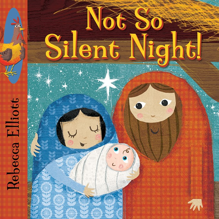 Not So Silent Night! (Board Book)