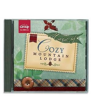 Music of Cozy Mountain Lodge CD (CD-Audio)