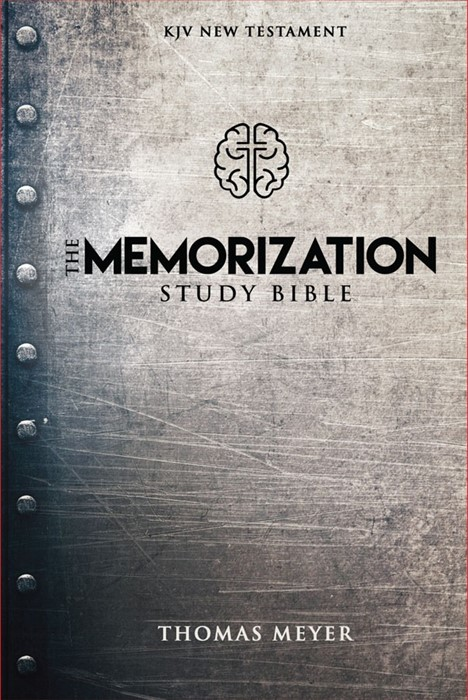 The Memorization Study Bible (Paperback)