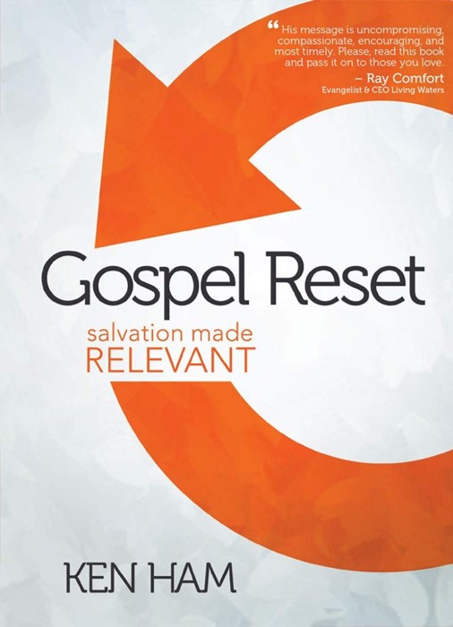 Gospel Reset (Hard Cover)