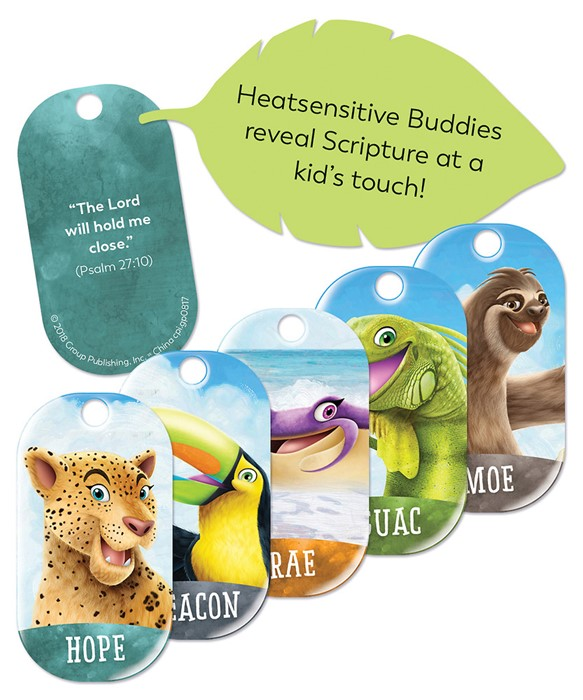 Bible Memory Buddies (Pack of 25) (General Merchandise)