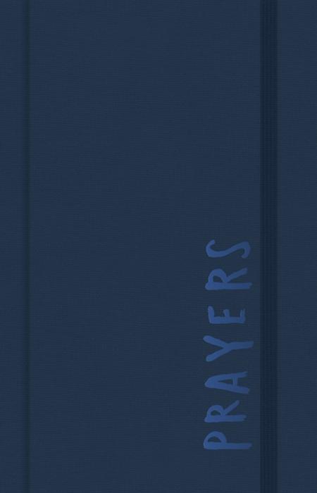 Prayers, Prayer Journal (Hard Cover)