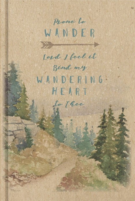 Prone to Wander, Sermon Notes Journal (Hard Cover)