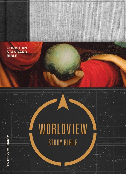 CSB Worldview Study Bible (Hard Cover)