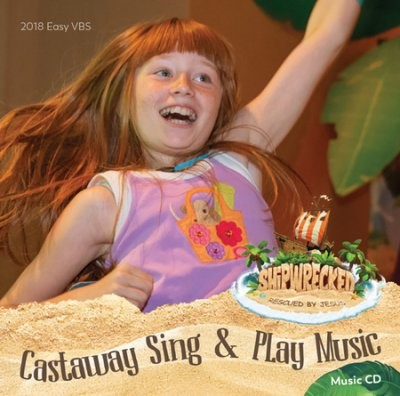 VBS Castaway Sing And Play Music CD (CD-Audio)