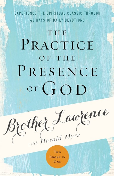 The Practice Of The Presence Of God (Paper Back)