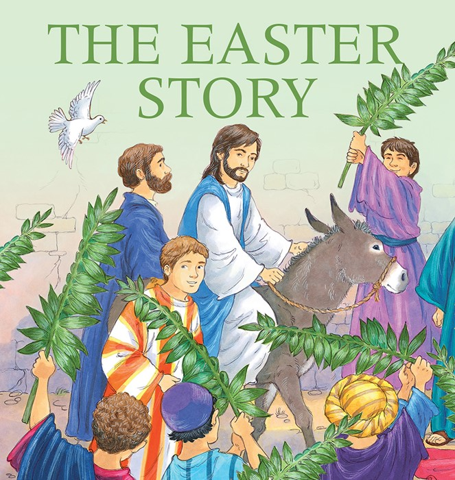 Easter Story,  The (Hard Cover)