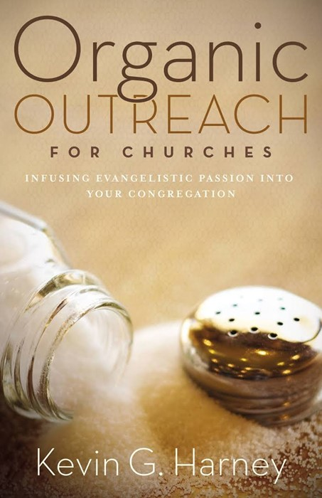 Organic Outreach For Churches (Paperback)