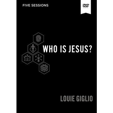 Who Is Jesus? DVD Study (DVD)