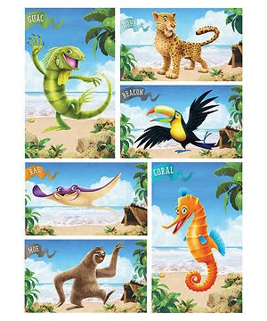 VBS Giant Memory Buddy Posters (Pack of 6) (Poster)