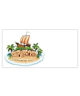VBS Shipwrecked Logo Banner (Poster)