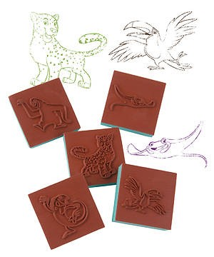 VBS Bible Buddy Stampers (Pack of 5) (General Merchandise)